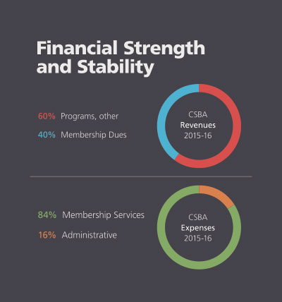 CSBA Financial Graphic